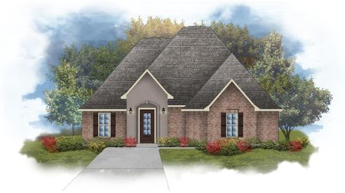 Lombardo III A - Open Floor Plan - DSLD Homes