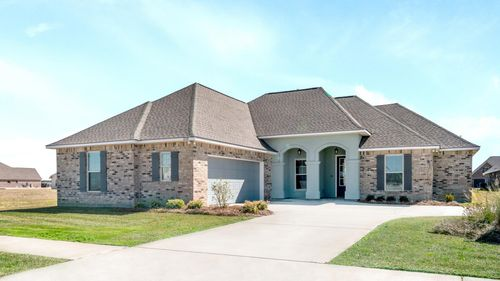 new construction homes in lake charles, la by dsld homes