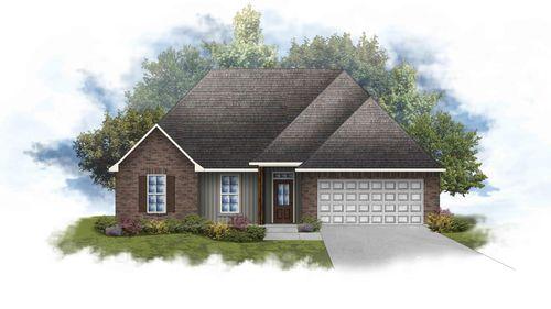 Lily IV G Open Floorplan - DSLD Homes