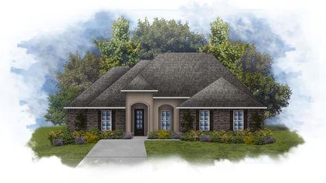 Klein II B - Open Floor Plan - DSLD Homes