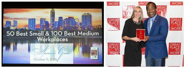 Logo - DSLD Homes is voted Best Workplace for Millennials & Medium Size Companies in 2016