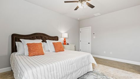 The Cottages at University Villas - Boyd I A - DSLD Homes - Baton Rouge, Louisiana
