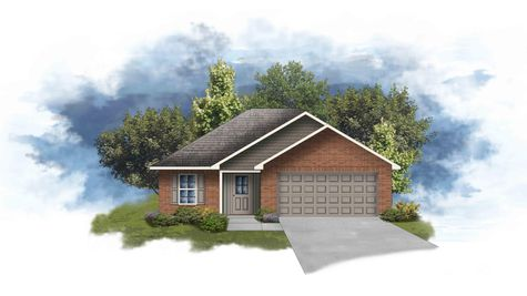 Denton III A - Open Floor Plan - DSLD Homes
