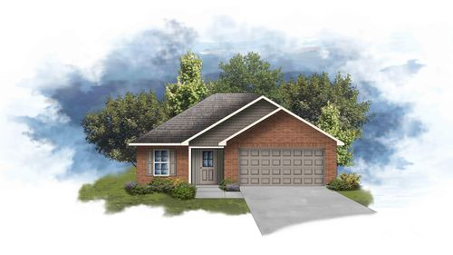 Denton III A - Open Floor Plan - DSLD Homes