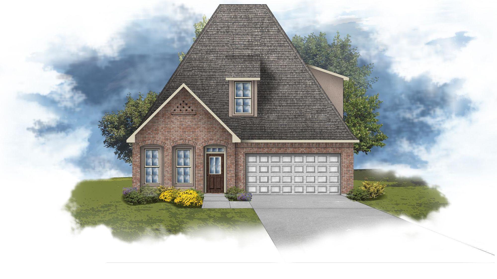 Canna III C - Open Floor Plan - DSLD Homes