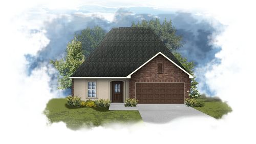 Nolana III A Floor Plan - DSLD Homes