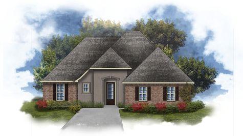 Gabriel III A - Open Floor Plan - DSLD Homes