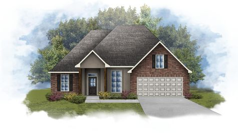 Rose IV B - Open Floor Plan - DSLD Homes
