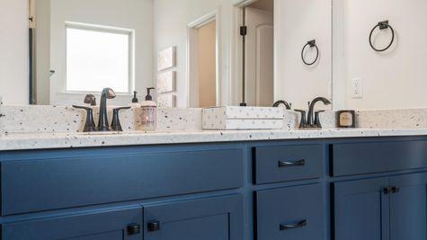 DSLD Homes - Evangeline Estates - Norris III A - Model Home - Houma, LA
