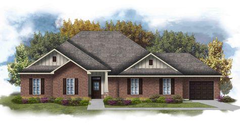 Cleveland III L - Open Floor Plan - DSLD Homes
