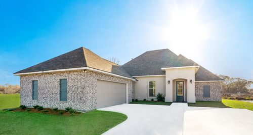 Cypress Park - Model Home Exterior - Claudet II A - Belle Chasse, LA