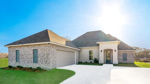 Cypress Park Model Home Exterior - Belle Chasse - DSLD Homes