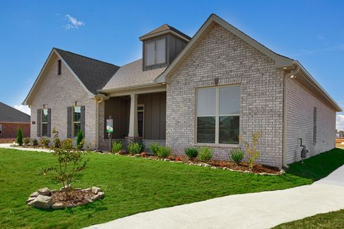 Newby Chapel - DSLD Homes - Madison, AL - Conway II G