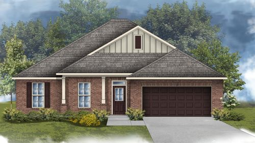 Rodessa II B - Open Floor Plan - DSLD Homes