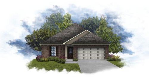 Plymouth III B - Open Floor Plan - DSLD Homes