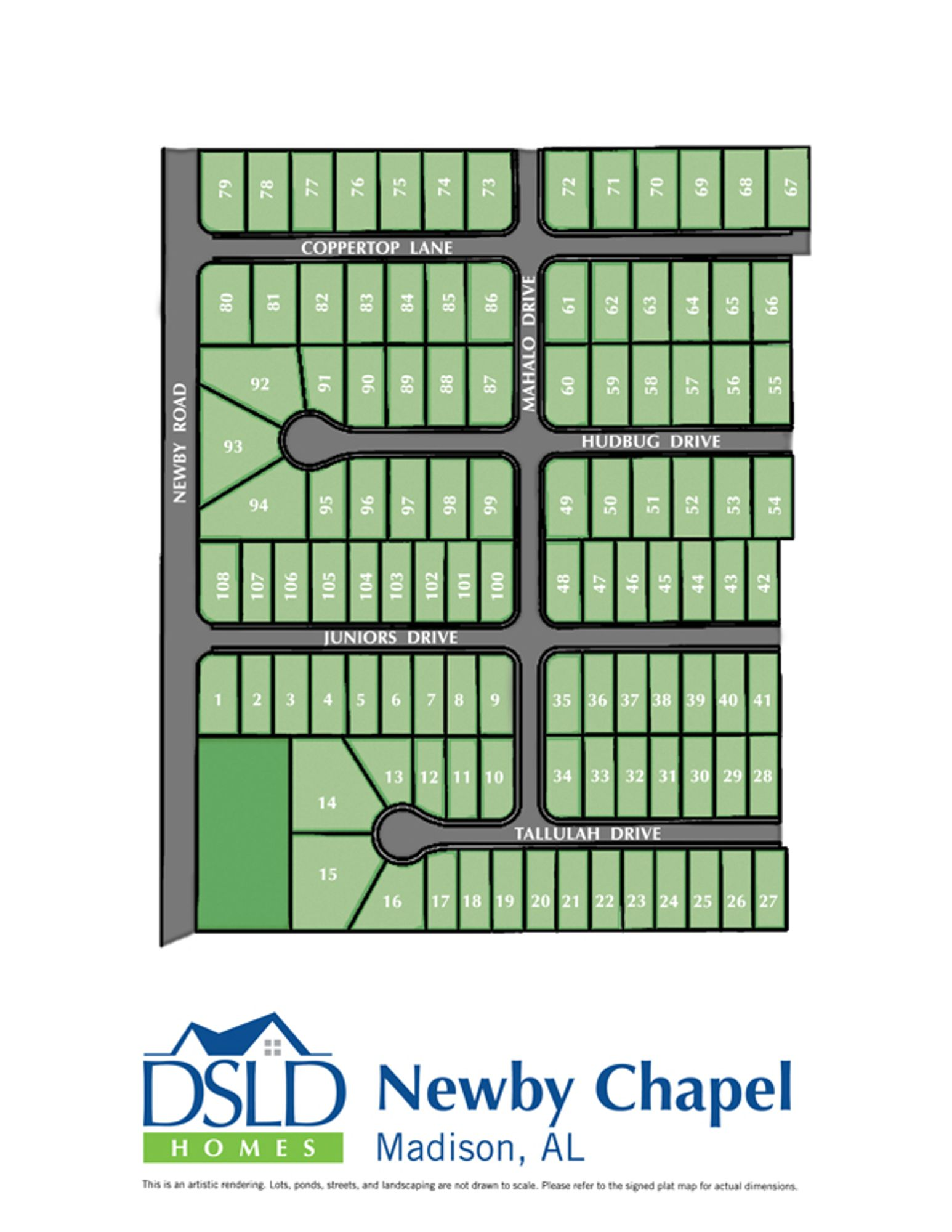 Newby Chapel