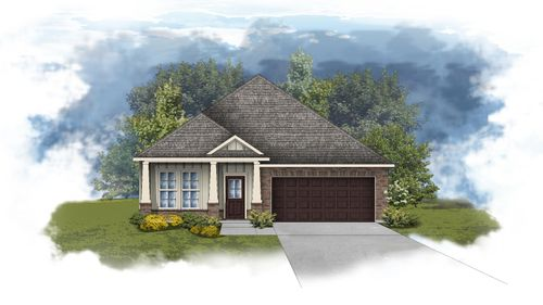 Oakdale II B - Open Floor Plan - DSLD Homes
