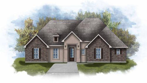 Canova III A - Open Floor Plan - DSLD Homes