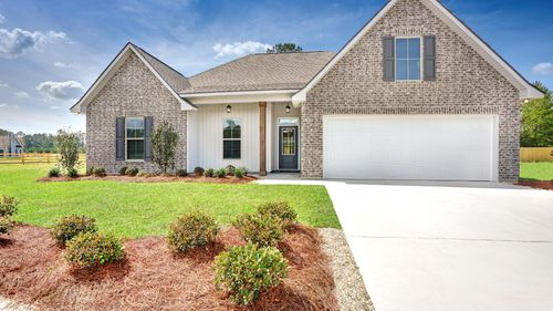 Simpson Farms - DSLD Homes - Model Home Exterior - Covington, LA