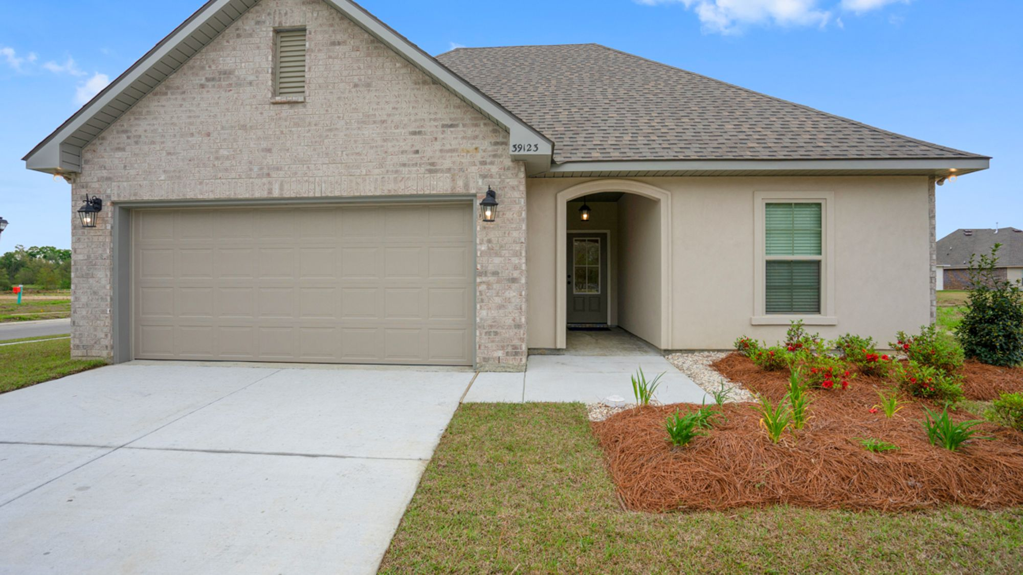 Brookstone Community - DSLD Homes - Prarieville, LA - Grand Oaks Model Home