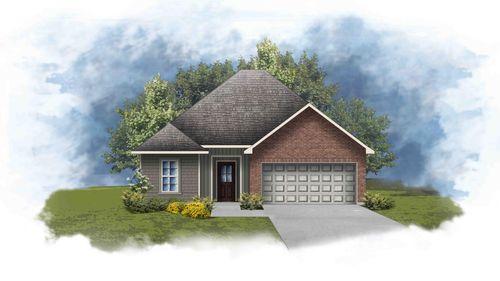 Wendell III H - Open Floor Plan - DSLD Homes
