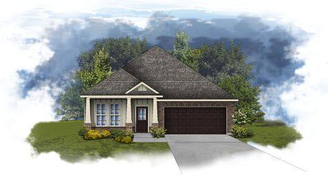Oakdale II B - Open Floor Plan - DSLD Homes