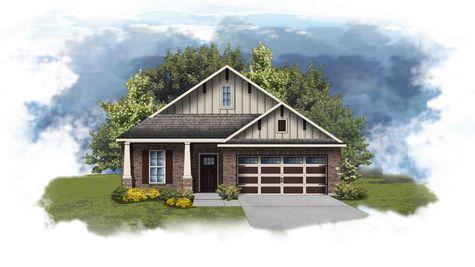 Newark II C - Open Floor Plan - DSLD Homes