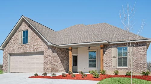 new homes in prarieville, la in cottages at savannah row