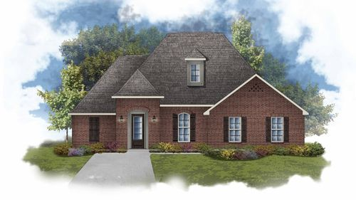 Capello II B - Open Floor Plan - DSLD Homes