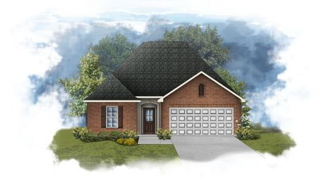 Carlton III A - Open Floor Plan - DSLD Homes
