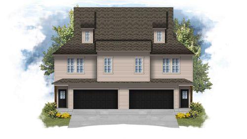 Boyd II B - Front Elevation - DSLD Homes