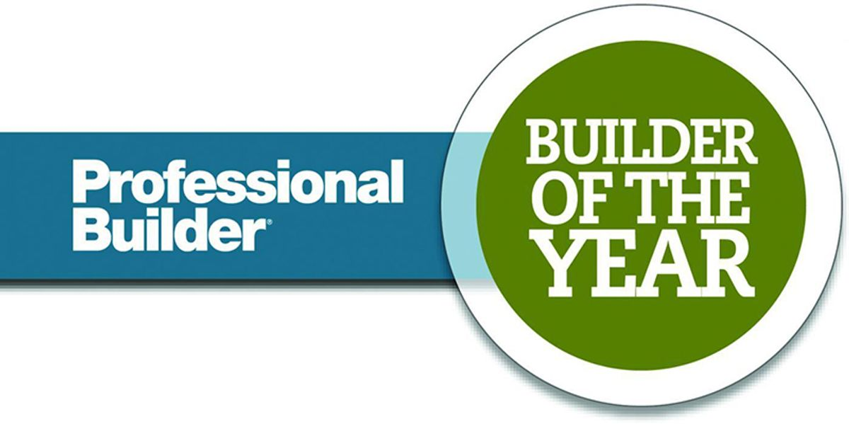 Logo - 2011 Builder of the Year