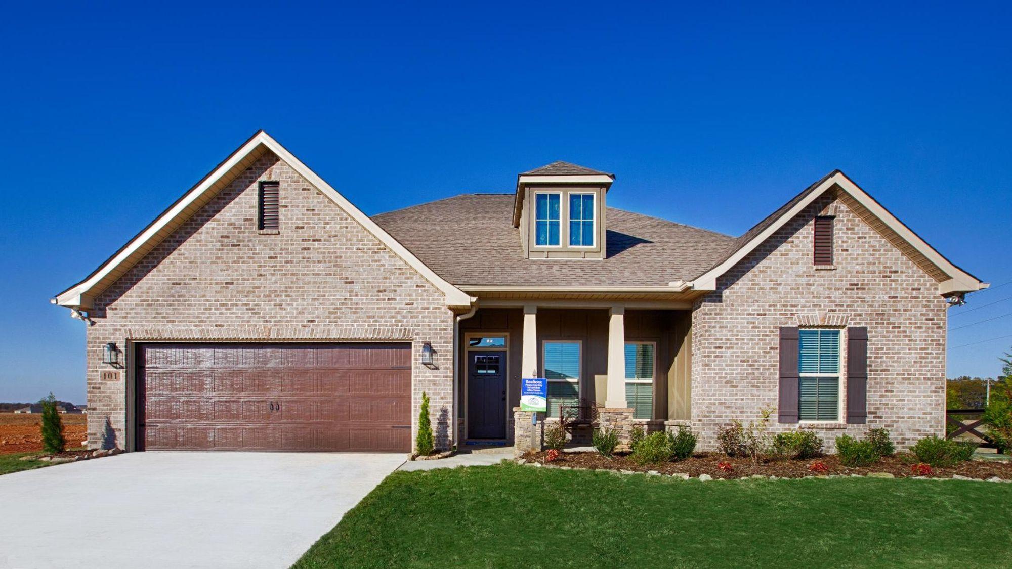 Collinswood II G - Floor Plan - Front of Home