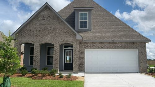 Canna III C - Open Floor Plan - DSLD Homes