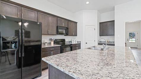 DSLD Homes Troy III G Floorplan Kitchen Image - Covington Place Cottages - Covington, LA