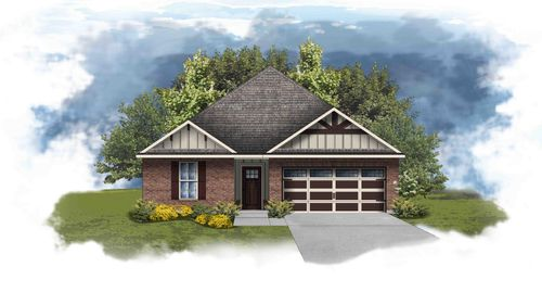 Crafton II D - Open Floor Plan - DSLD Homes