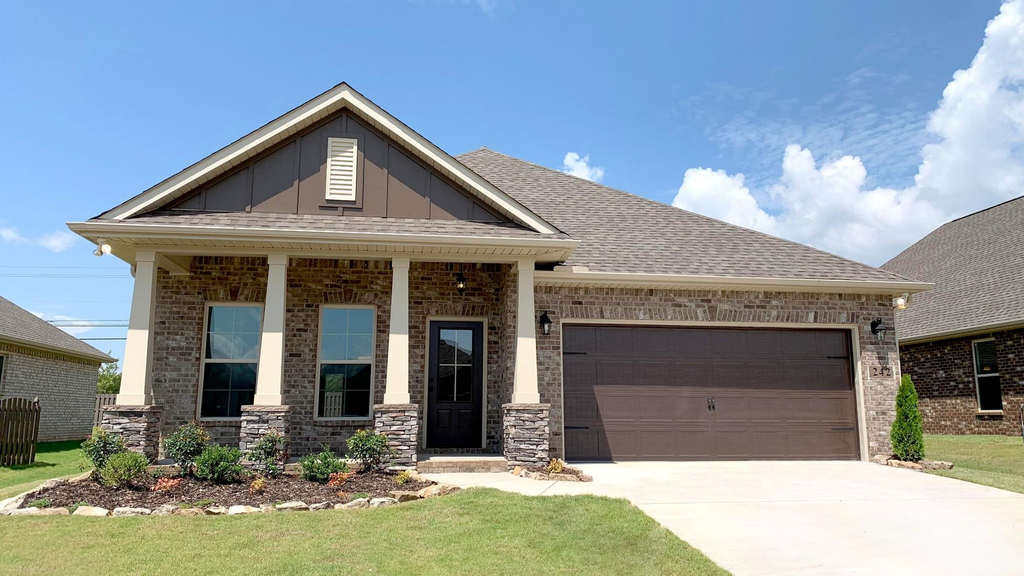 DSLD Homes - Carrington Place - DSLD Homes Huntsville- Oakdale floor plan