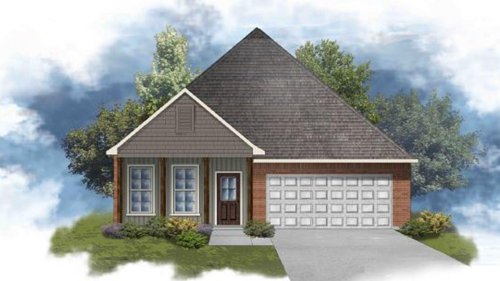 Oakstone IV G - Open Floor Plan - DSLD Homes