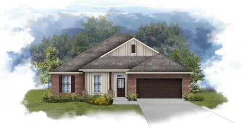 Ruby II B - Open Floor Plan - DSLD Homes