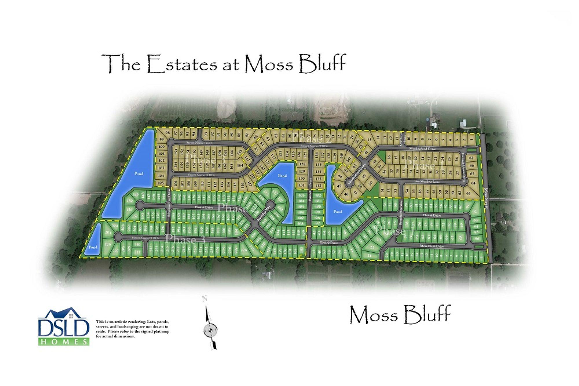 Moss Bluff