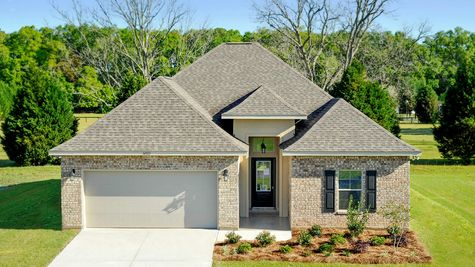 New Homes for Sale in Silverhill, AL by DSLD Homes
