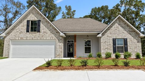 new home community in gonzales la in forestwood