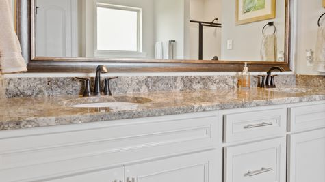Master Bathroom - Orleans Run - DSLD Homes Lake Charles