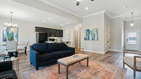 Bent Tree Park Model Home - DSLD Homes - Marrero, LA - New Home Construction