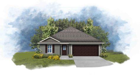 Avery III H Open Floor Plan - DSLD Homes