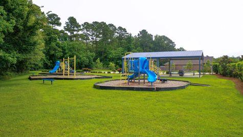 Arbor Walk Community Playground- New Construction Homes- DSLD Homes-  Denham Springs, Louisiana