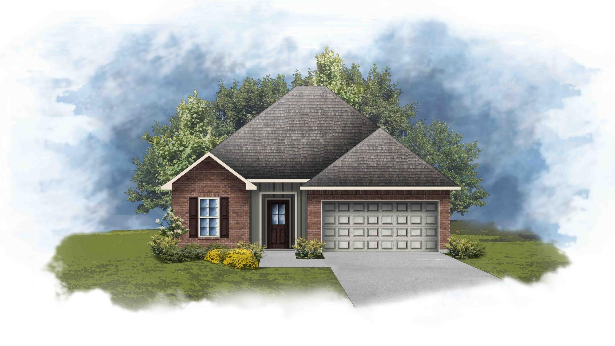 Wendell III G - Open Floor Plan - DSLD Homes