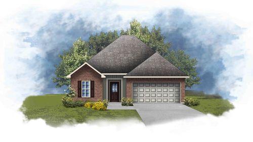 Wendell III G - Open Floor Plan - DSLD Homes