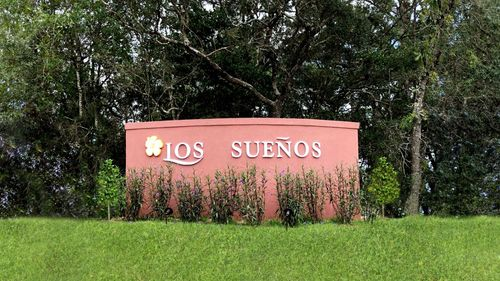 Los Suenos Community - DSLD Homes Florida- Community Sign