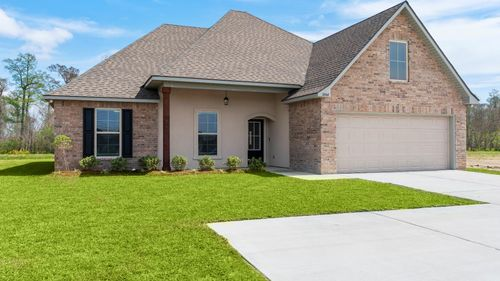 Bent Tree Park Model Home - DSLD Homes - Marrero, LA - New Home Construction